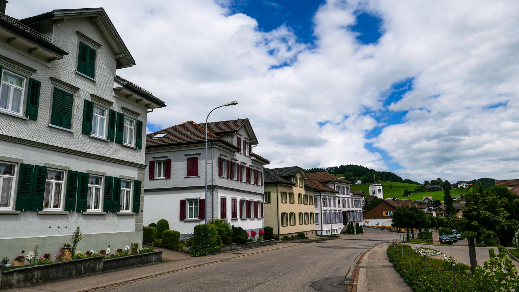14 Gähwil Dorf
