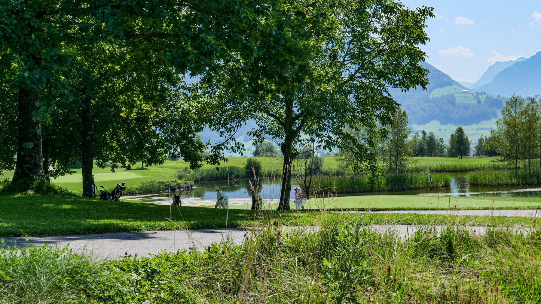 12a Golfplatz
