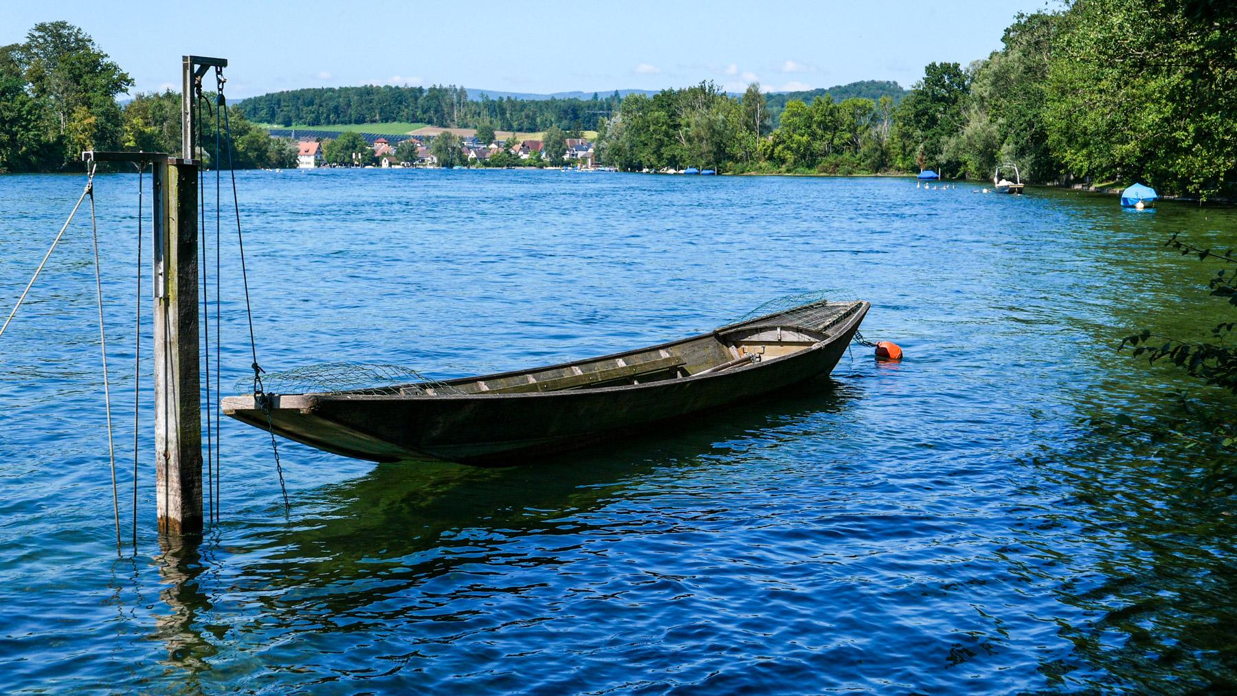 Hintergrund: Am Rhein (9)