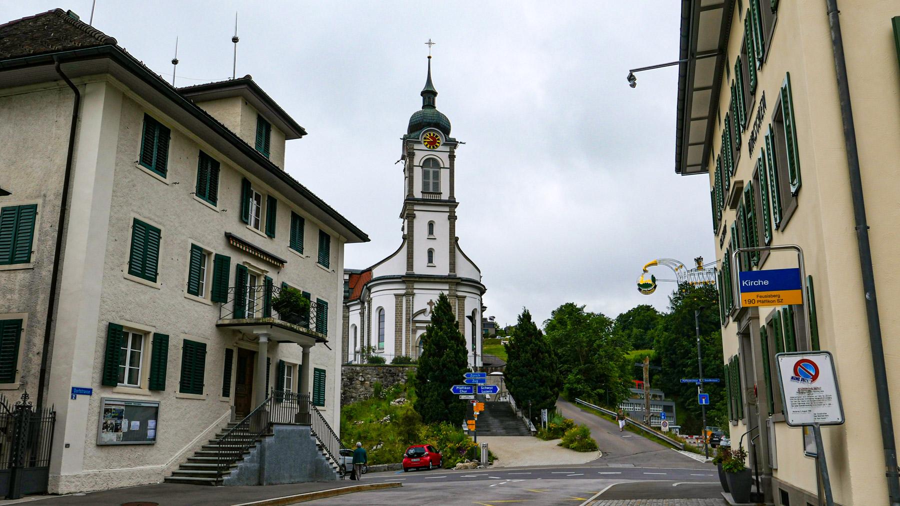 01a Schindellegi Kirche