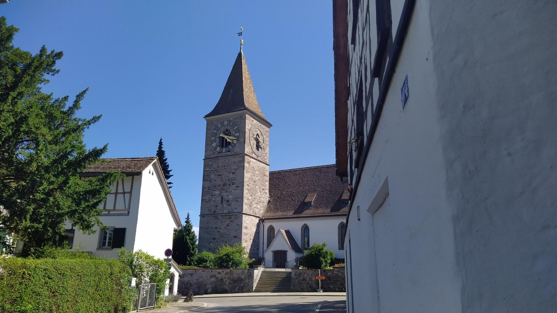 13 Kirche Kilchberg