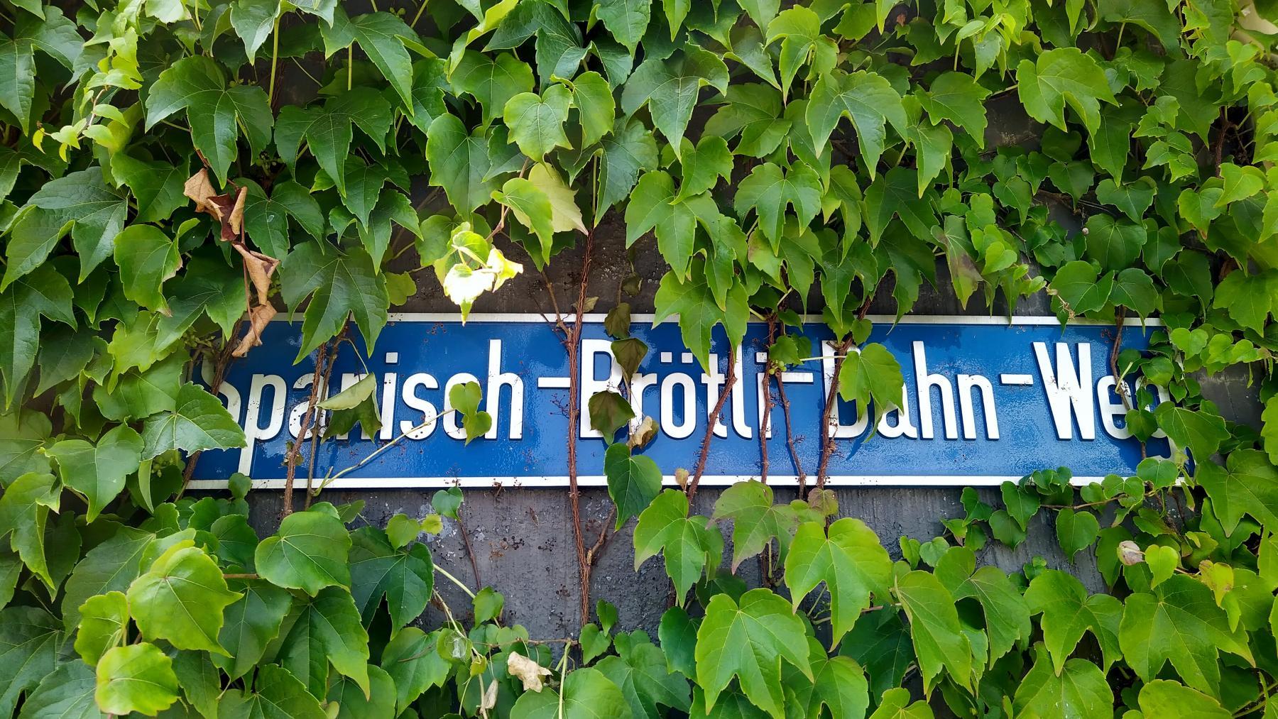 14 Spanisch-Brötli-Bahn-Weg