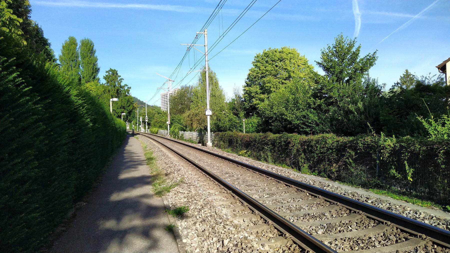 01 Friesenberg Bahnlinie
