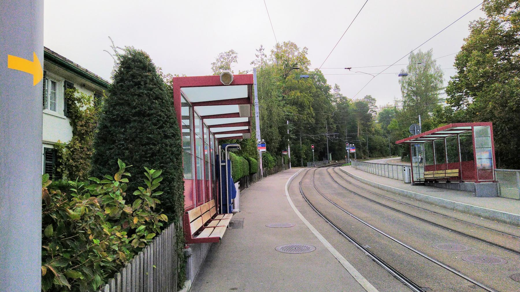 01 Rehalp Forchbahn-Station