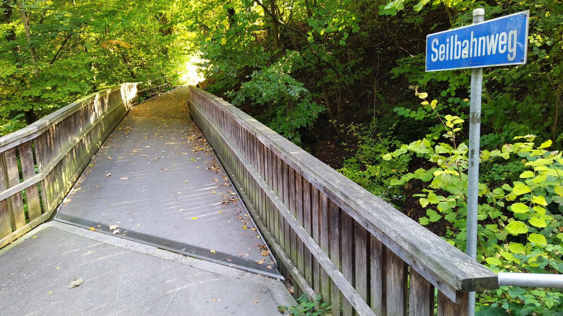 11 Seilbahnweg