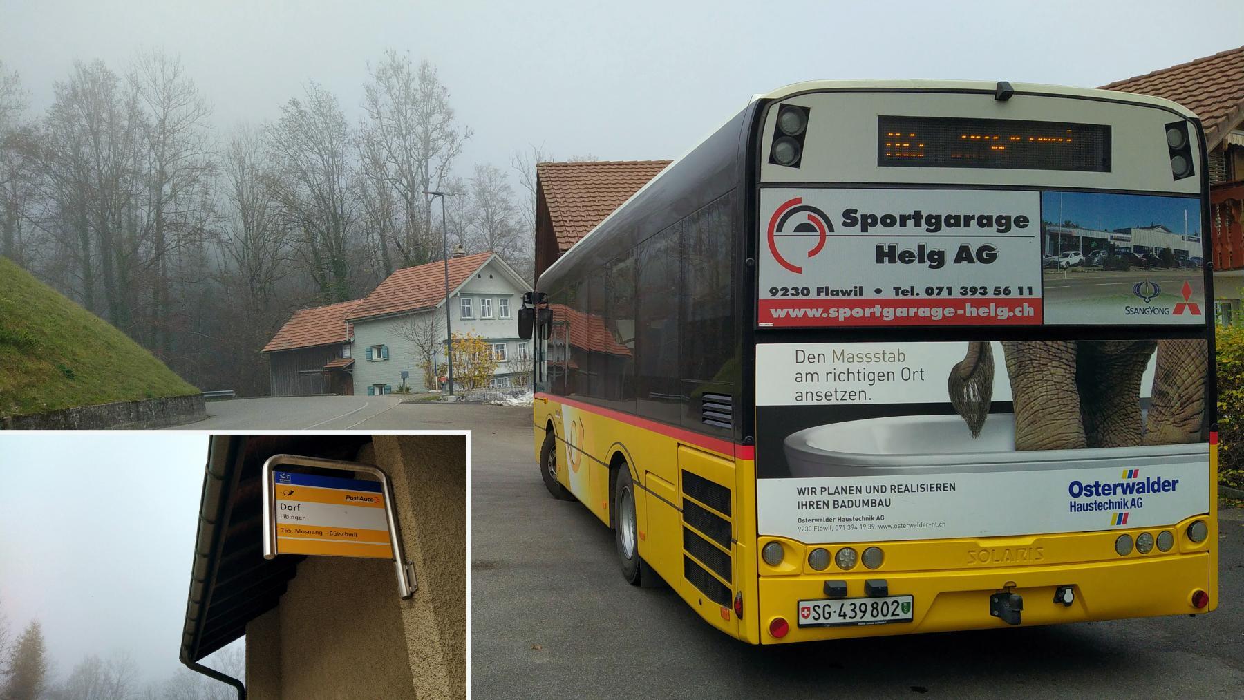24b Libingen Station Dorf