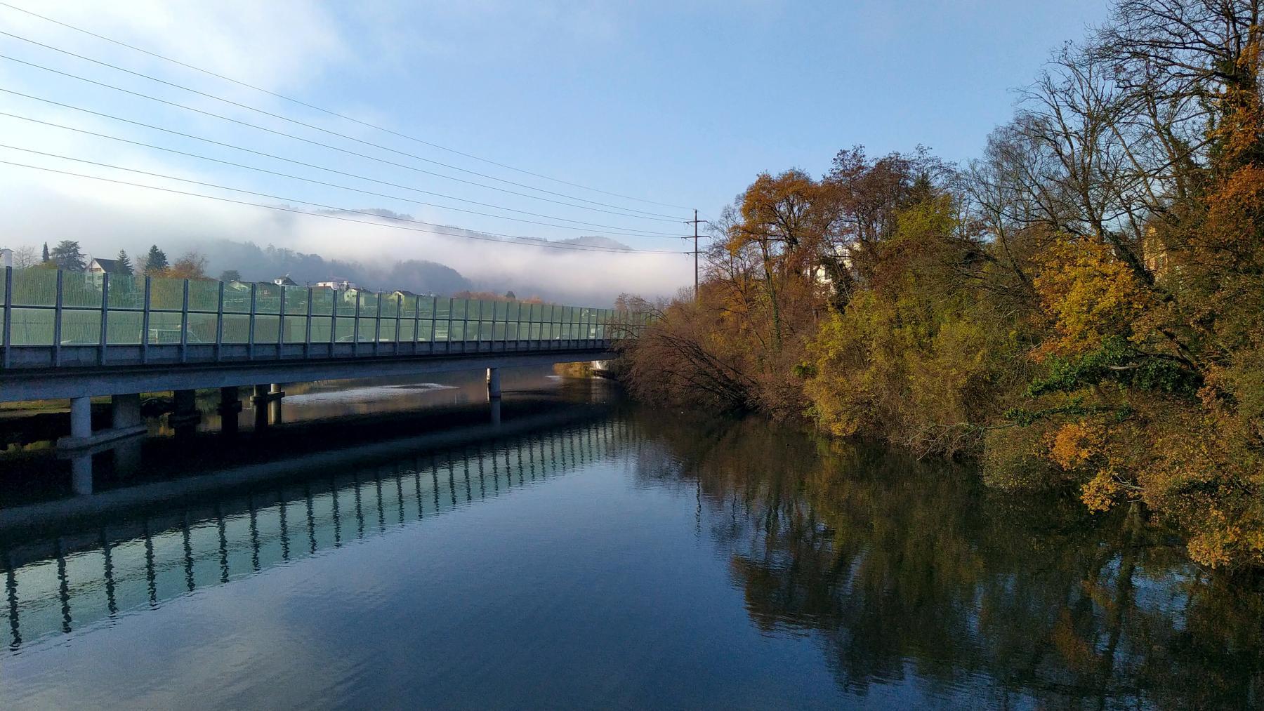 Hintergrund: Würenlos Limmatbrücke (20)