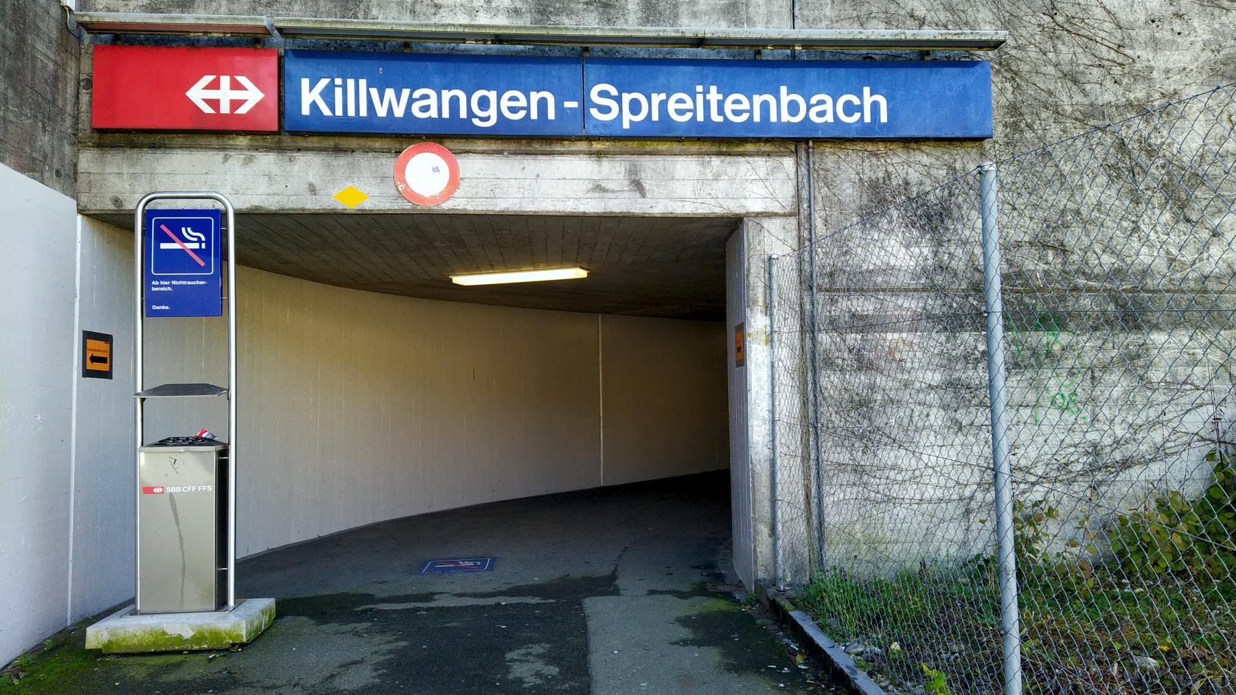 21 Killwangen-Spreitenbach SBB
