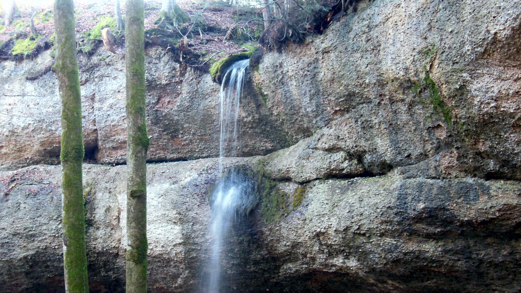 21c Wissengubel Wasserfall