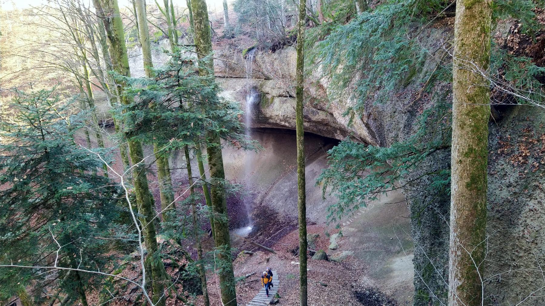 21b Wissengubel Wasserfall