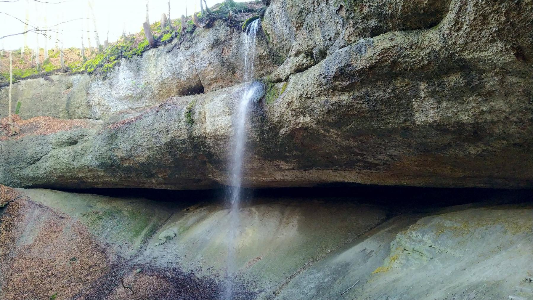 21d Wissengubel Wasserfall