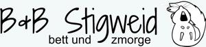 Logo B&B Stigweid Wald ZH